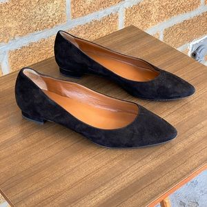 Aquatalia flats shoes size 6.5
